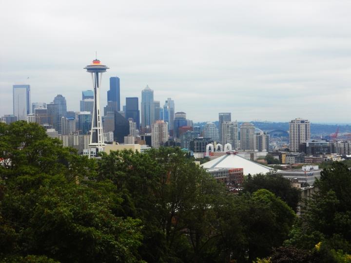 Travel Diary: Seattle,WA