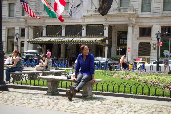 Travel Diary: NYC